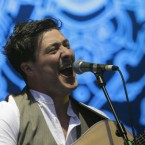 Mumford and Sons play the main stage on Sunday. 
