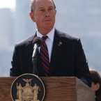New York City Mayor Michael Bloomberg just made it into the top 10, with bn.