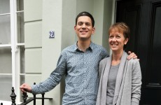 David Miliband quits front-bench politics