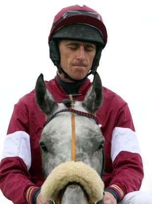 Russell at the Punchestown Festival in April