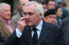 Bertie 'can only blame himself' for lax financial regulation