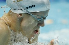 Games swimmers hit by outbreak of stomach bug