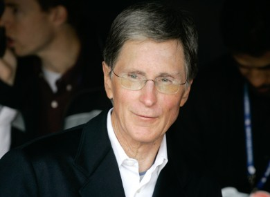 John W. Henry set to become LFC's new owner