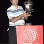 Italian golfer Francesco Molinari finished with a 5-under 67 at Sheshan International Golf Club in Shangahi for his first win this season, and only the second of his career. He became the first Italian to claim a World Golf Championships title, posting 19 under and one shot in front of Westwood. (11-8 when I checked on Saturday morning.)