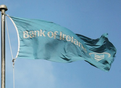 Bank of Ireland will join AIB in being majority-owned by the state under of the conditions of Ireland's 85bn bailout.
