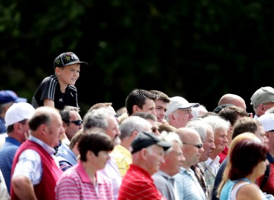 Big crowds flocked to Killarney for a successful event last summer.