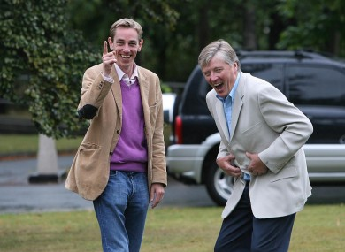 RTÉ stars like Ryan Tubridy and Pat Kenny are among current semi-state employees whose wages will not be subject to a new cap.