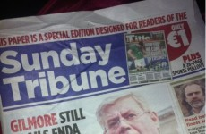 "Irish Mail on Sunday uses Tribune masthead ""for readers of the Sunday Tribune"""