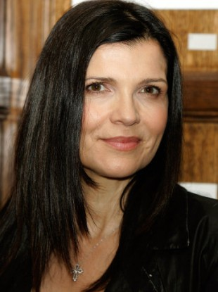 Ali Hewson, co-owner of skincare brand NUDE, which has been bought into by luxury good conglomerate LVMH