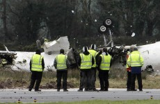 Timeline: Cork airport crash