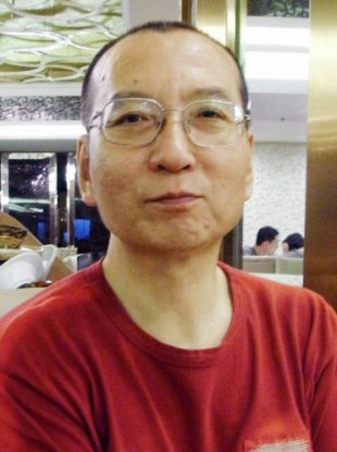 Liu Xiaobo, last year's Nobel Peace Prize winner