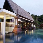 Villa Yin has five main pavilions - 