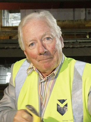 Gay Byrne (File photo)