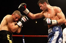 Barker gunning for Macklin