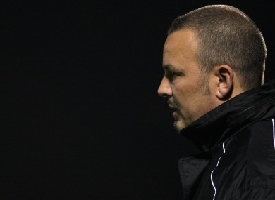 Waterford United manager Stephen Henderson may be the next League of Ireland boss to be shown the door.