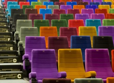 Seats to remain empty at the Lighthouse cinema in Smithfield
