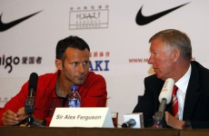Ferguson wants to ban reporter for asking about Giggs