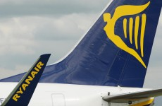 Two men arrested following incident on board Ryanair flight from Liverpool to Dublin