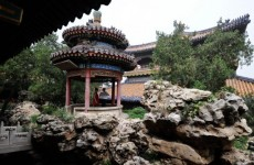 Thieves plunder historic treasures at Beijing's Forbidden City