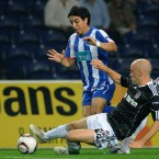 Porto dominated Group L in which they were drawn against Besiktas, Rapid Vienna and CSKA Sofia.