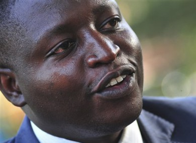 David Bahati, the Ugandan MP behind the bill, says he expects his controversial proposals to be adopted into law.