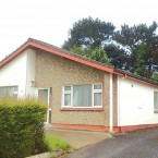 Detached three-bedroom bungalow at Knockthomas, Castlebar.
