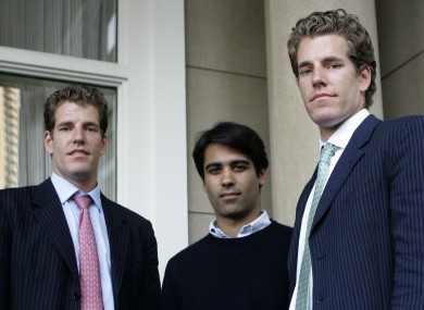 Tyler Winklevoss, Divya Narendra and Cameron Winklevoss: the three founders of Harvard Connection want a judge to force Facebook to hand over IM conversations involving Mark Zuckerberg.