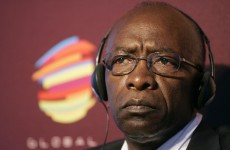 """Presumption of innocence maintained"" says FIFA as vice-president Jack Warner resigns"