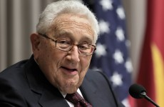All the President's men: Kissinger to help FIFA clean up its act