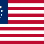The US flag actually predates the country it represents - the original flag was commissioned in either May or June of 1776, before independence was declared. The flag was then adopted into law on June 14 (thereafter
