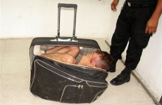 Woman tries to smuggle husband out of prison… in a bag