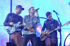 WATCH: Christy Moore and Coldplay sing 'Ride On' at Oxegen