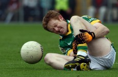 Kingdom wait as Gooch sidelined by ankle injury