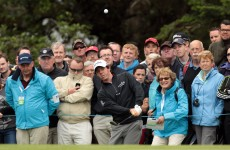 WIN: tickets to Sunday's Irish Open action
