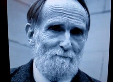 Roberts Blossom as Old Man Marley