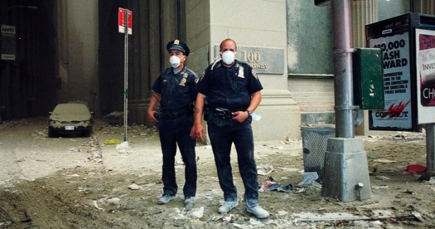 Gallery: Powerful new photos show aftermath of 9/11 attacks