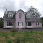 4-bedroom detached house. Max reserve €130,000.