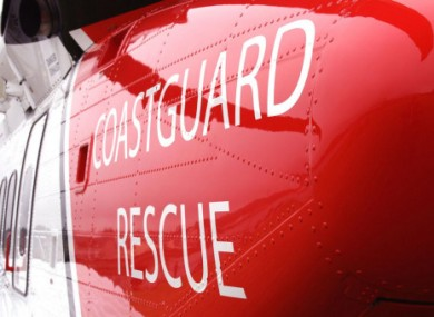 The Coast Guard has carried out four medical evacuations this week alone