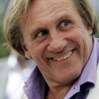 In second place, Gérard Depardieu for his now infamous Cityjet small toilet incident.