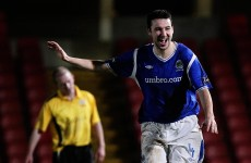 Going for Gault: Linfield pick midfielder as first Catholic captain