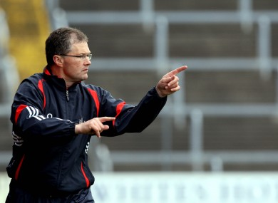 Former Cork boss Denis Walsh