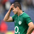 A disappointed Jonathan Sexton comes to terms with Ireland's 10-6 defeat at the hands of Scotland.