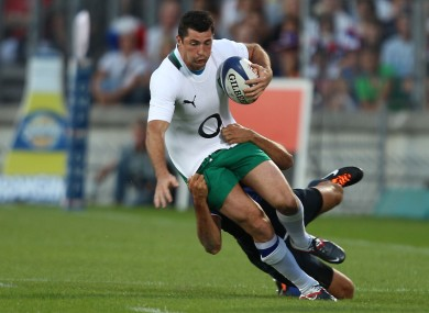 Rob Kearney