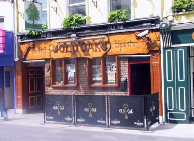 THE CORK BAR which asked a gay couple to leave after they kissed on the ...