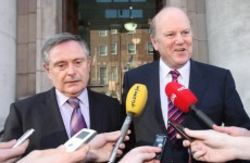 "Brendan Howlin cuts call was ""shot across the bow"""