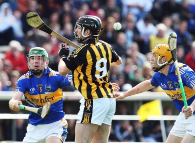 Kilkenny and Tipperary do battle in their third successive All-Ireland senior hurling final this afternoon, with throw-in at 3:30pm.