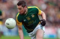 WATCH: GAA trick shots video ft. Meath's Cian Ward