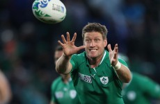 O'Gara gets the nod for Ireland's big Italian job