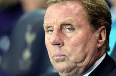 Rovers goal had 'Arry worried