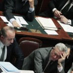 Italian banks hold €1.7 billion in Greek debt. Image: AP Photo/Gregorio Borgia
